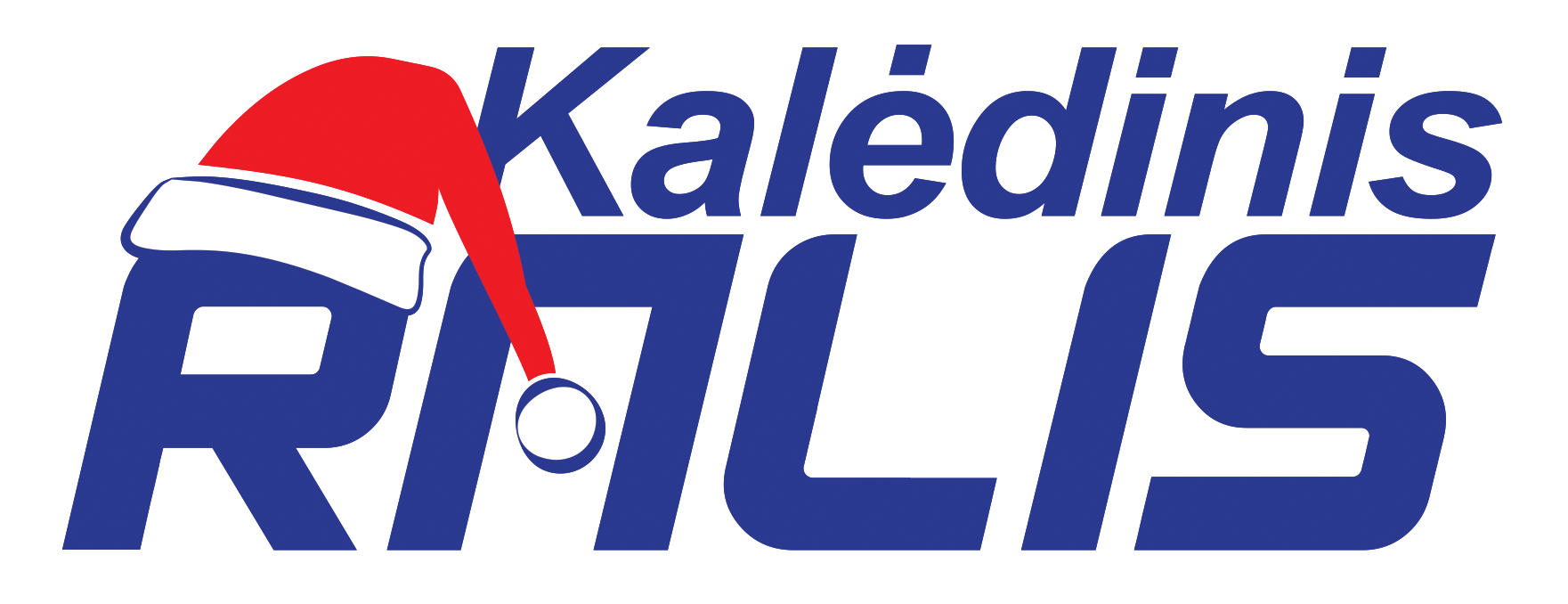 Kalėdinis ralis Logo